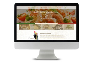 La Mozzarella Website