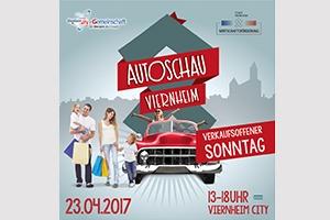 Autoschau Viernheim Neitzell Werbeagentur