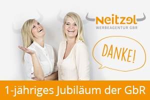 Neitzel Werbeagentur Jubiläum