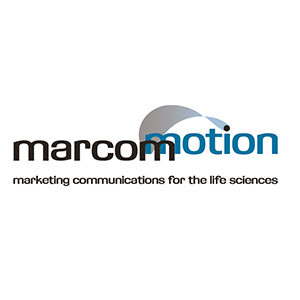Marcommotion Logo #2 mit claim
